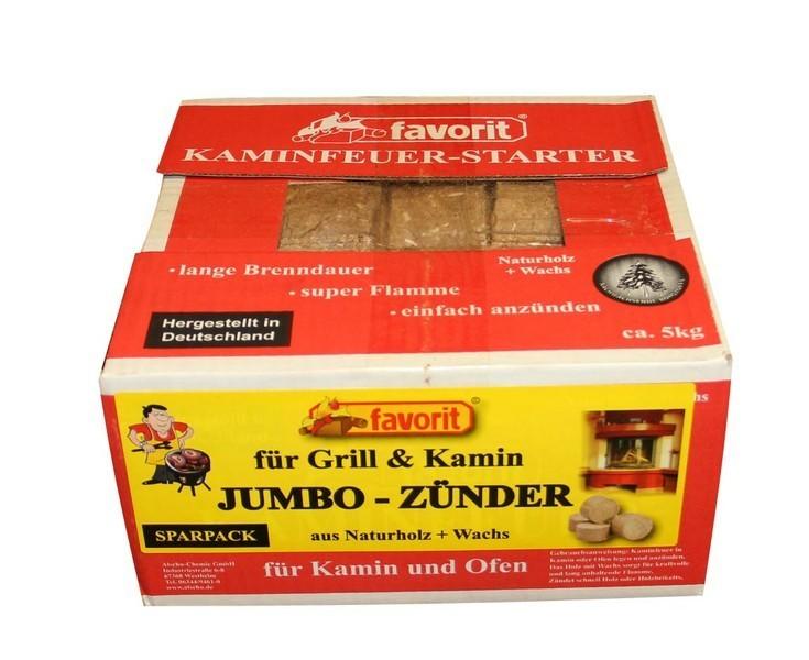Jumbo brennholz